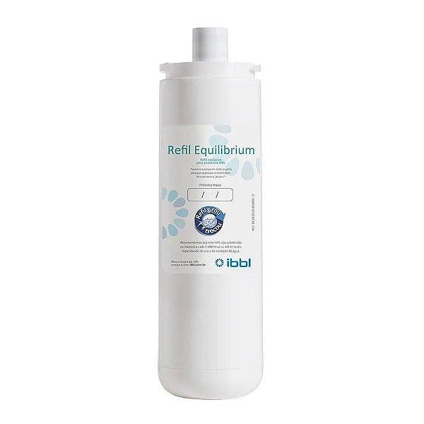 Refil Filtro IBBL Equilibrium Equilibra o PH da Água e  Reduz a Acidez  Original