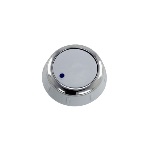 Botão Branco Pingo Azul Timer New Pioneer & Gold Colormaq