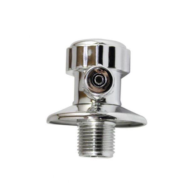 Niple Adaptador Cromado 1/2 x 1/4 instalação Purificador de água