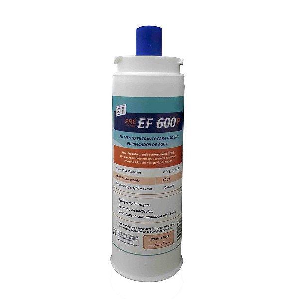 Refil Elemento Pré Filtro Ef 600P Compatível Pré C+3