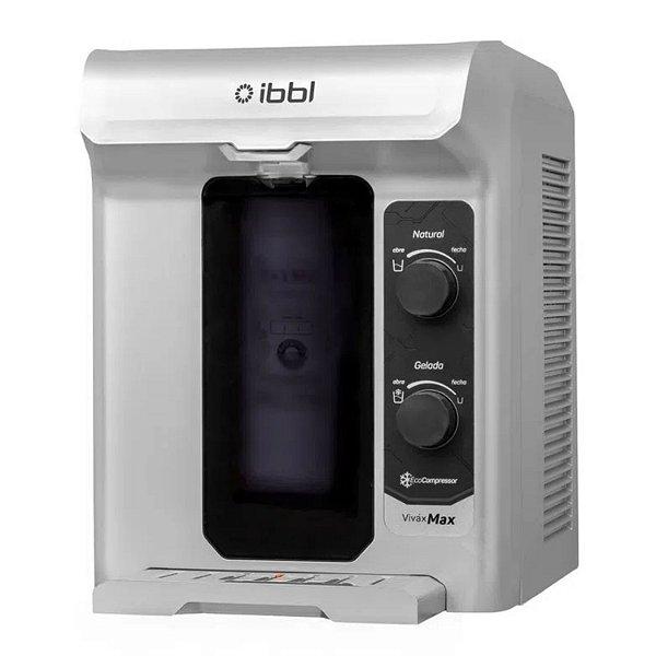 Purificador de Água Refrigerado IBBL Viváx Max Prata 127v