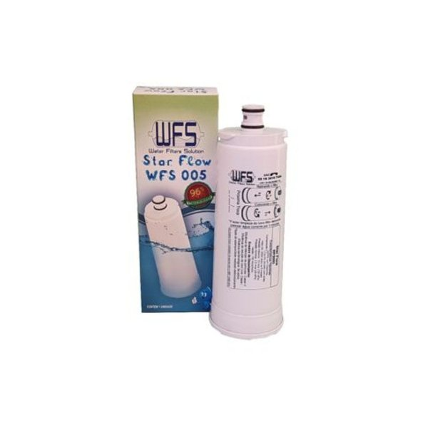 Refil Wfs 005 Star Flow Purificador Masterfrio Branco - New up