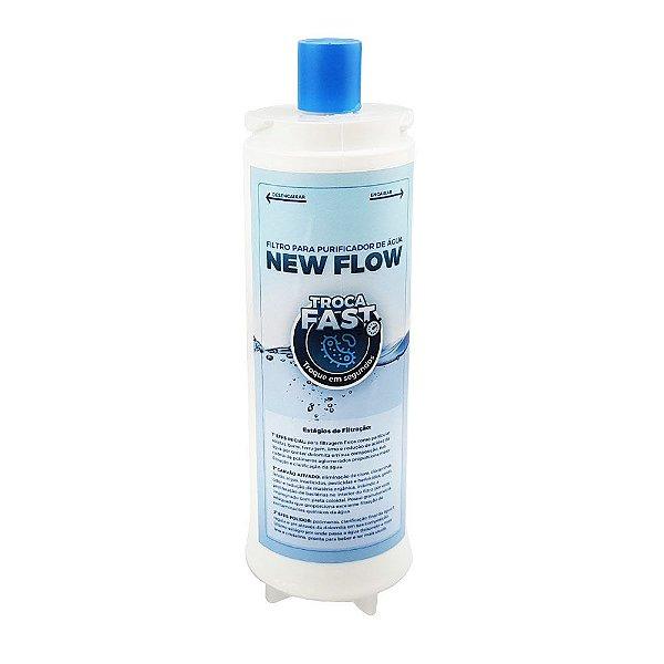 Refil Filtro Para Purificador de Água Newmaq Linha New Up NM 600 E PB 600 ORIGINAL