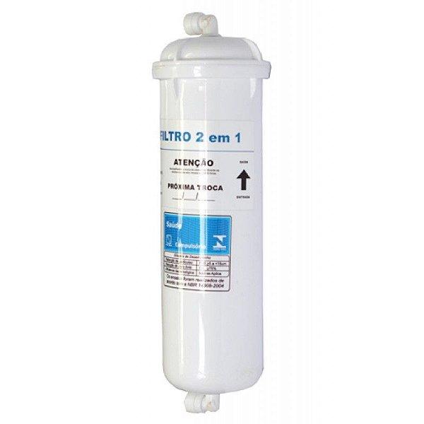 Filtro Refil Purificador de Água H2O Pure Belliere