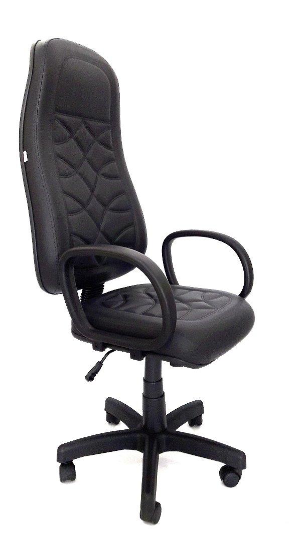 Cadeira Giratória Presidente Vip Corino
