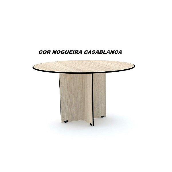 Mesa de Reunião Redonda Maxxi