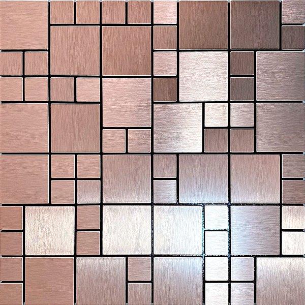 EPLM103 - Pastilha Adesiva Tetris Rose - Peça