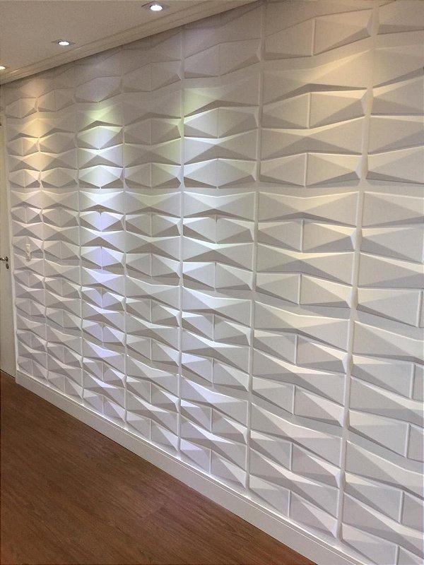 LYON 02 - Placa 3D em PVC m²