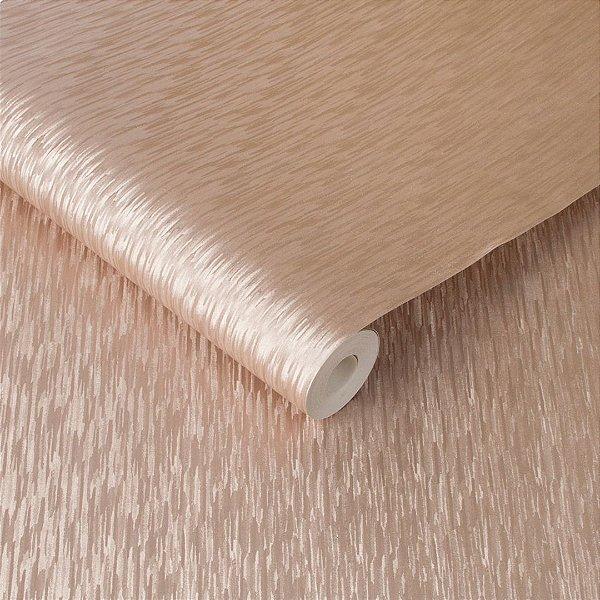 Papel de Parede Textura Rose Gold