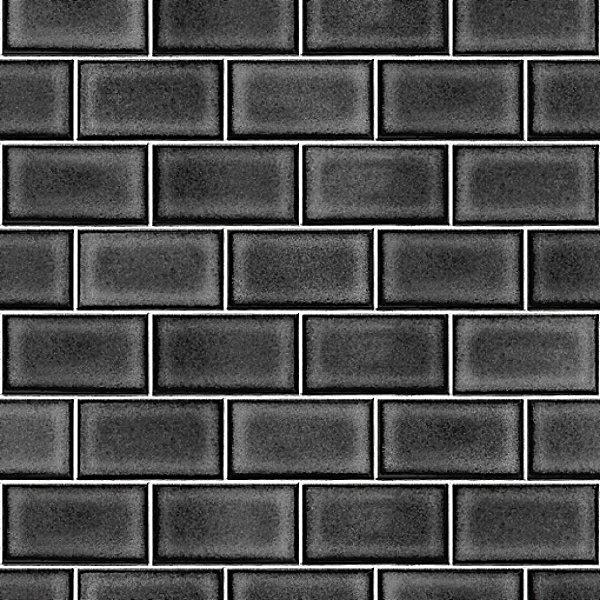 Papel de Parede Metrô Black BeauxArts