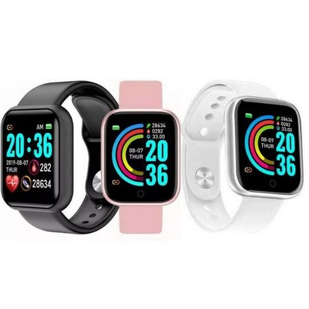 Relógio Smartwatch D20 Fit Pro