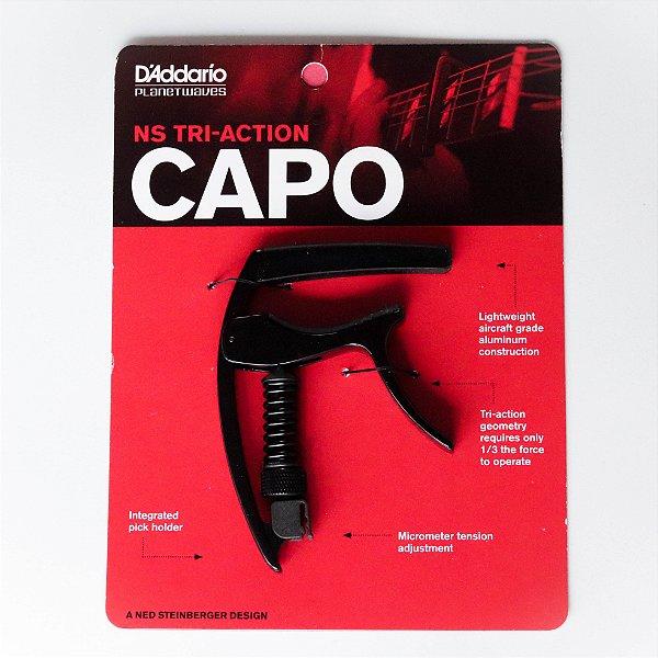 Capotraste Dunlop NS Tri-Action