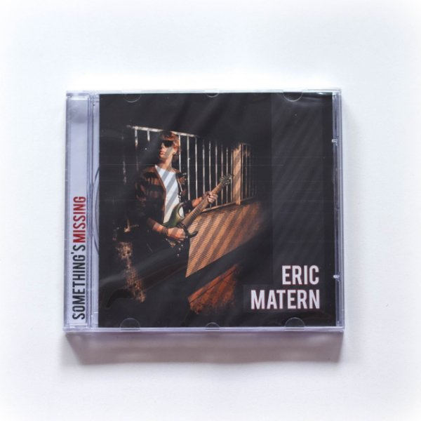 CD Eric Matern - Something's Missing
