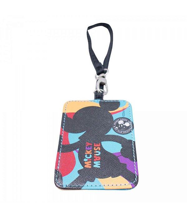 Etiqueta Para Bagagem Sombra Mickey 90 Anos - Disney