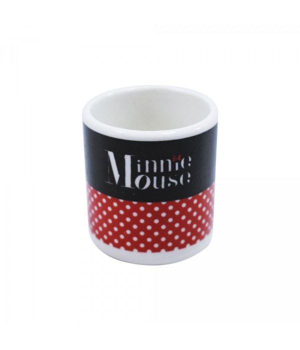Mini Caneca Decorativa Minnie Mouse 30ml  Disney