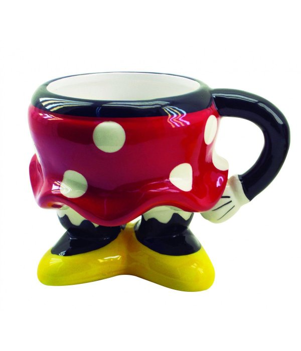 Caneca de Porcelana  Minnie Mouse Disney