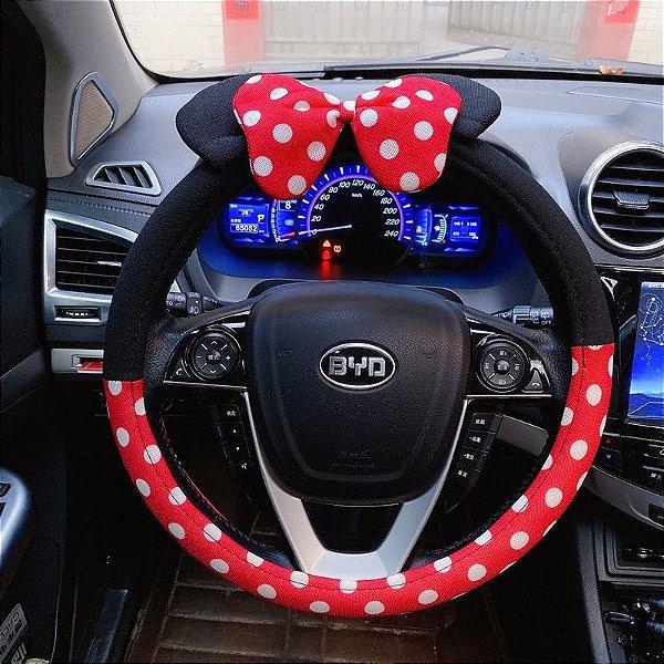 Capa de volante tamanho universal Minnie