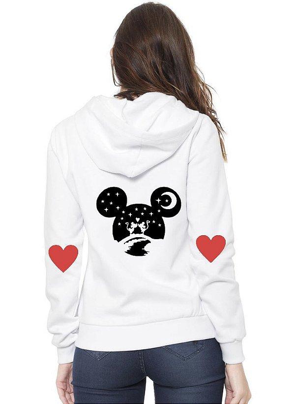 Moletom Mickey Love