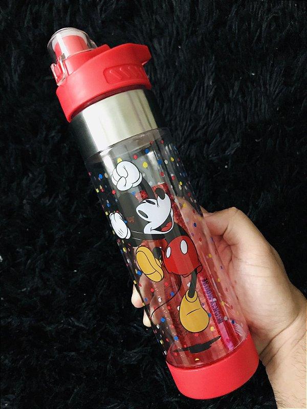 Garrafa Mickey Mouse com infusor Disney 750 ml
