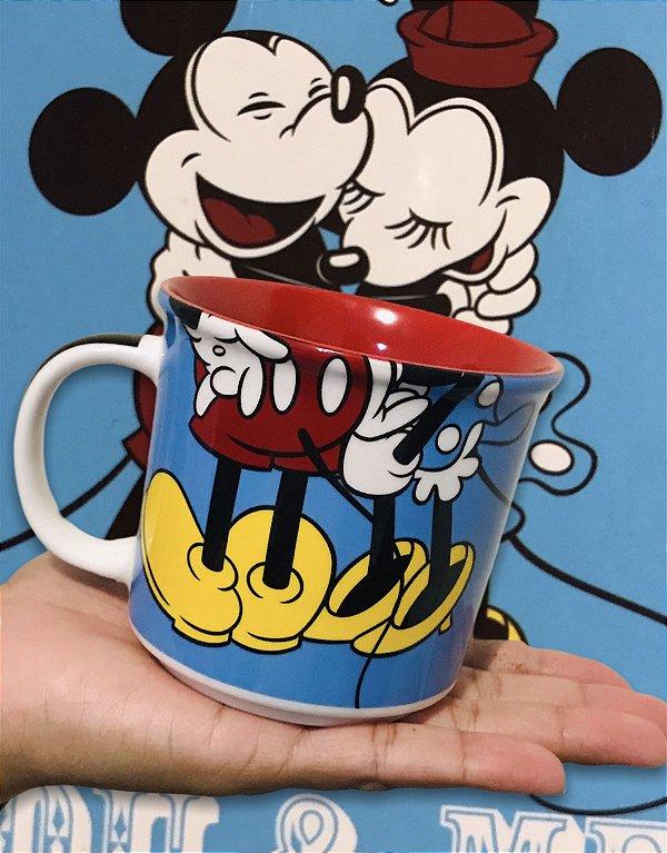 Caneca Mickey e Minnie You & Me
