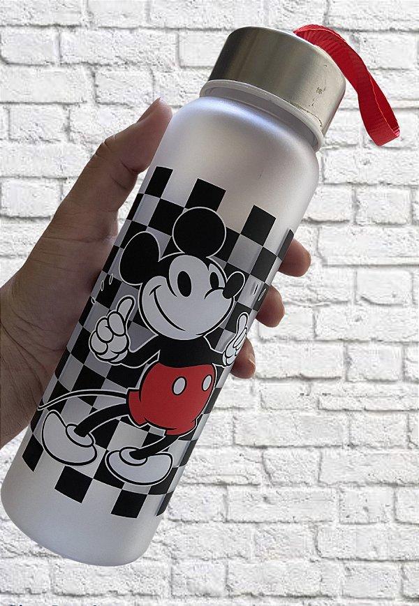 Garrafa Mickey Mouse com Tampa metálica Disney 700 ml