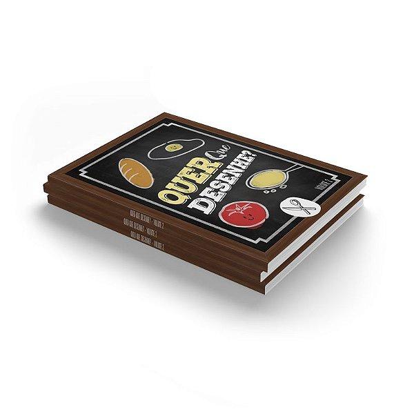 Livro - Quer que desenhe? - Volume 2