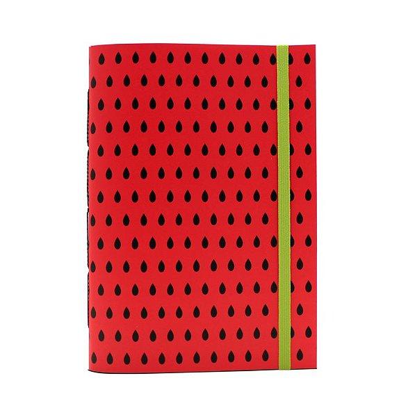 Caderneta Melancia - 14x20