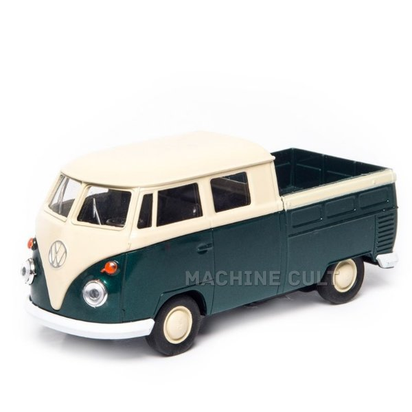 Perua Kombi Pickup Saia e Blusa Verde - 1:43