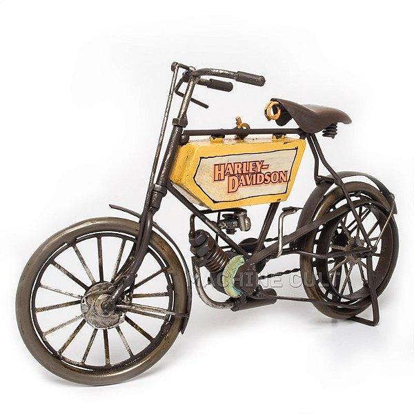 Miniatura Decorativa Harley-Davidson