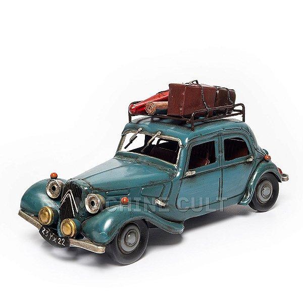 Miniatura Citroën Antigo