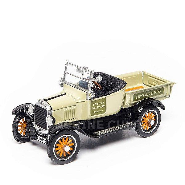 Miniatura Ford 1920 Model T Pickup 1:32 Unique Replica