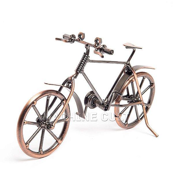 Bicicleta Metalizada