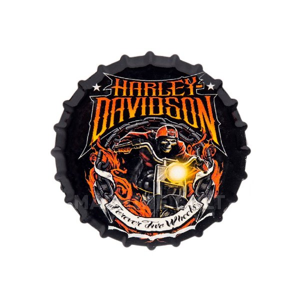 Imã Harley-Davidson M2