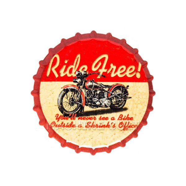 Imã Harley-Davidson M7