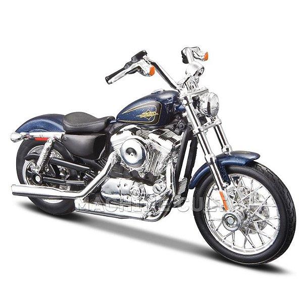 Miniatura Harley-Davidson 2012 XL 1200V Seventy-Two - Maisto 1:18