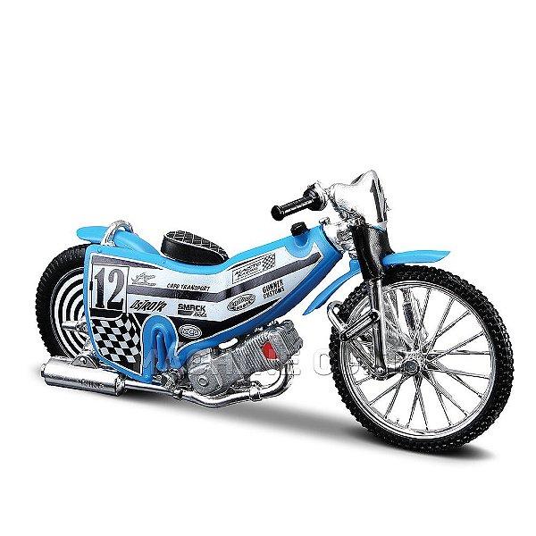 Miniatura Speedway Motorcycle - Maisto 1:18