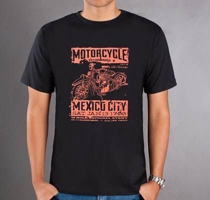 Camiseta Moto Indian