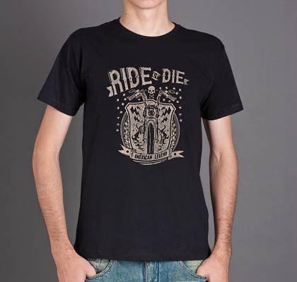 Camiseta Masculina Preta