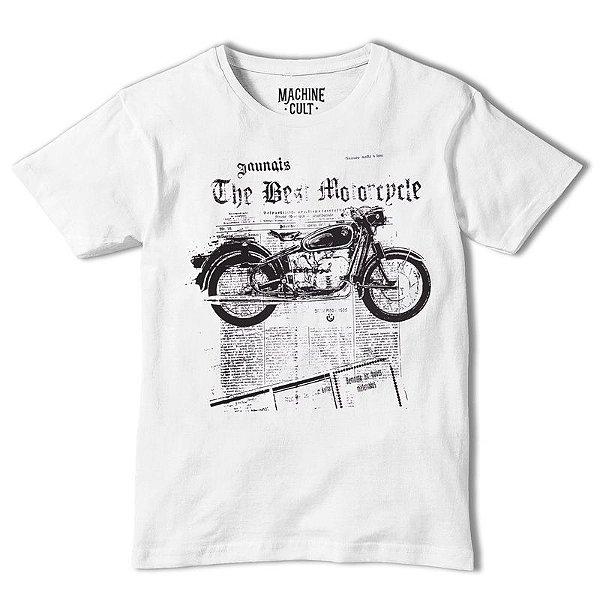 Camiseta de Moto