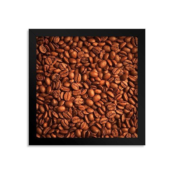 Quadrinho Grãos de Café