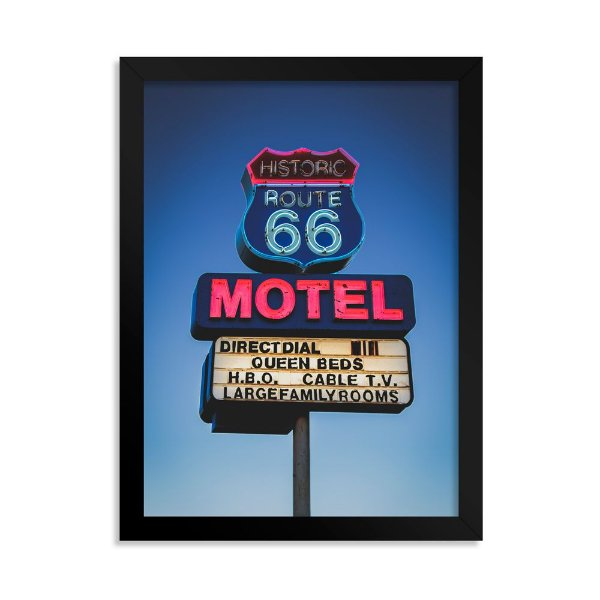 Quadro Historic Route 66 Motel