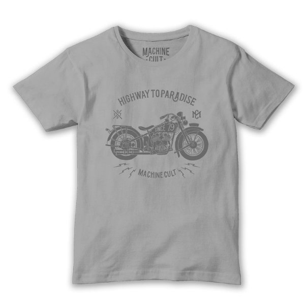 Camiseta Moto Old School