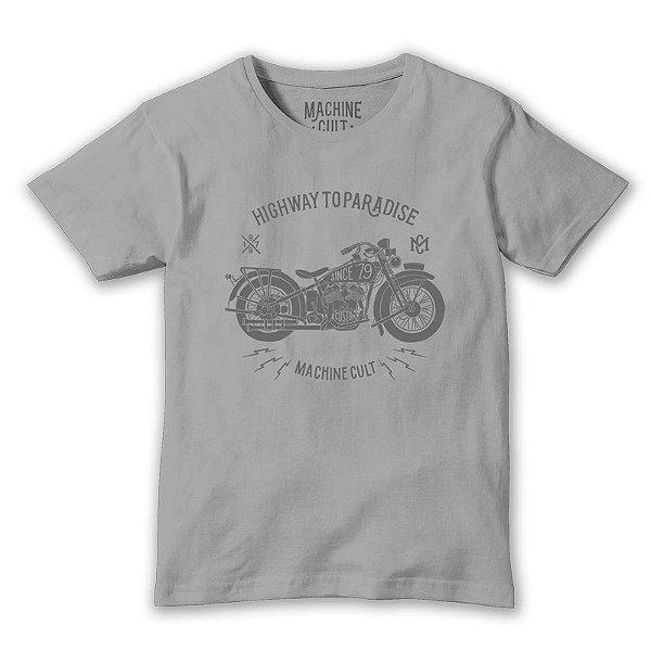Camiseta Moto Old School