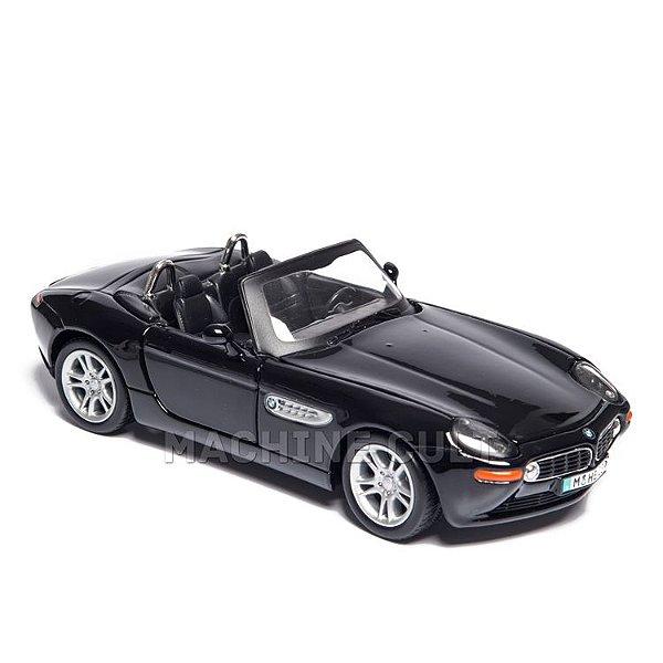 Miniatura BMW Z8 - Preto - Maisto 1:24