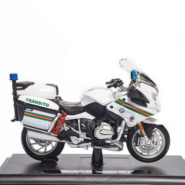 Miniatura Moto Trânsito - BMW R 1200 RT - Maisto 1:18