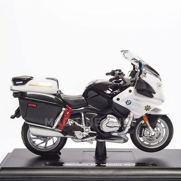 Miniatura Moto California Patrol - BMW R 1200 RT - Maisto 1:18