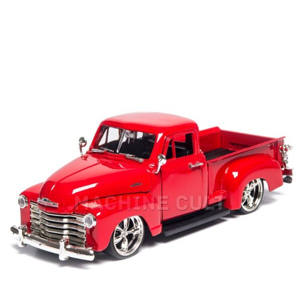 Miniatura 1953 Chevy Pickup Vermelha - Jada 1:24