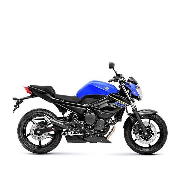 Miniatura Yamaha XJ6 1:18