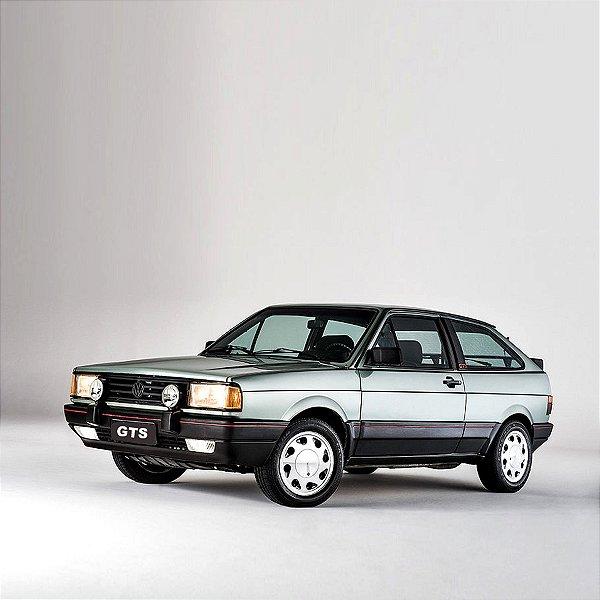 Miniatura Gol Quadrado Volkswagen 1:18