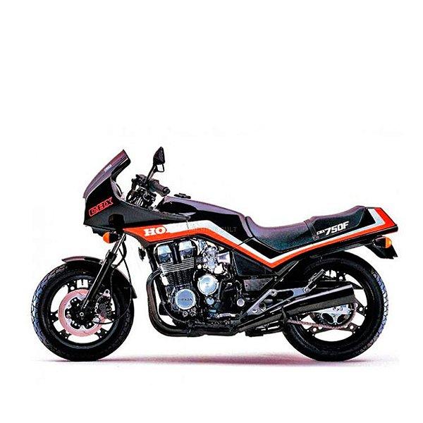 Miniatura Honda CBX 750 - 7 Galo - 1:18